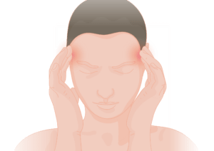 Headache-treatment-with-massage-therapy-300x212 What is the Best Massage For Headaches? Tampa